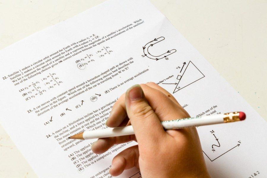 定期試験の勉強法